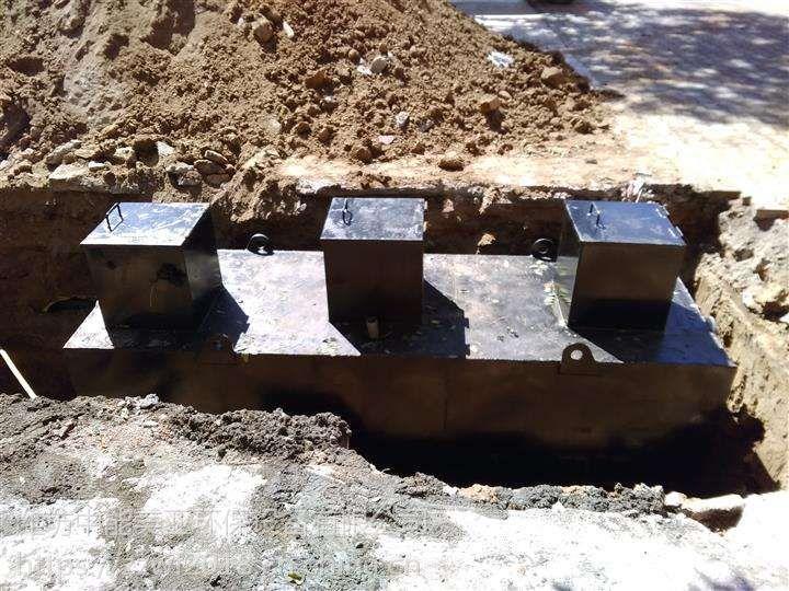 养猪场污水处理设备定做设计