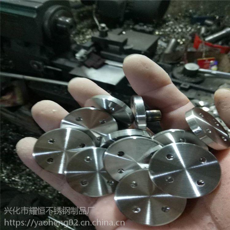 耀恒 不锈钢广告钉 装饰加长钉 强力玻璃钉头 螺丝钉头 M14