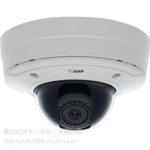 安讯士AXIS P3364-VE 网络摄像机 带有远程对焦和变焦功能的卓越光敏感防破坏室外 HDTV