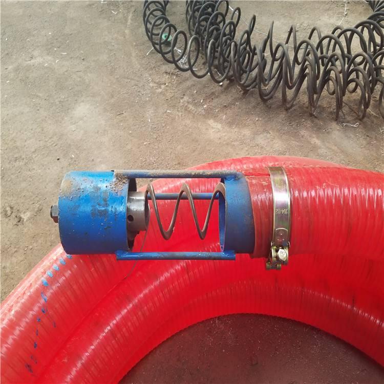 粮仓收粮用锰钢螺旋吸粮机 结实耐用的吸粮机 润众