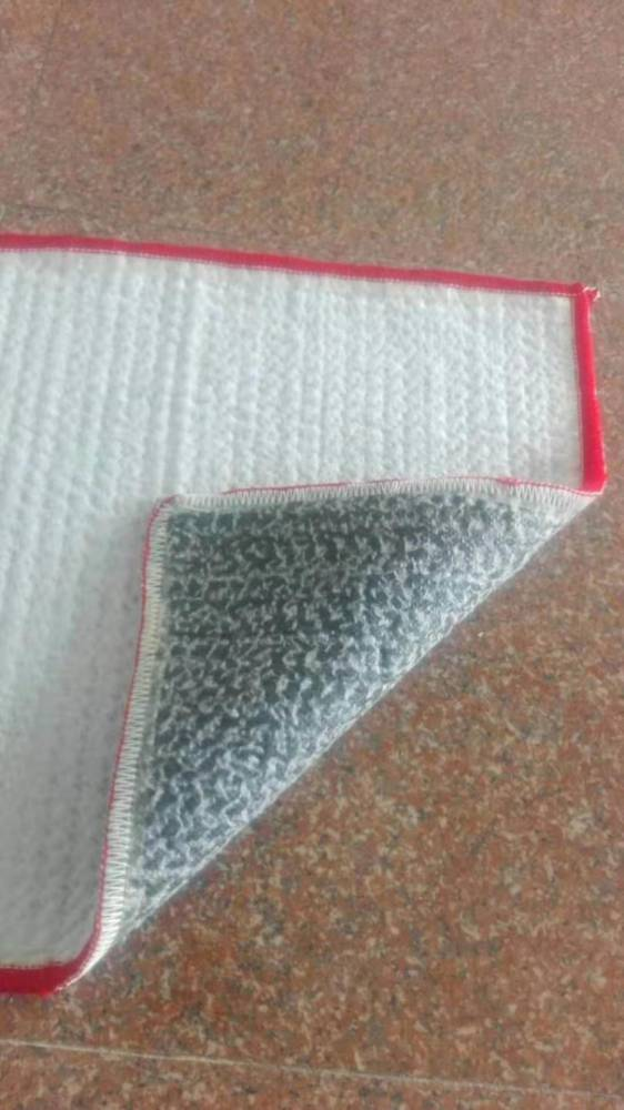 成都覆膜防水毯 斜屋顶绿化用覆膜防水毯现货