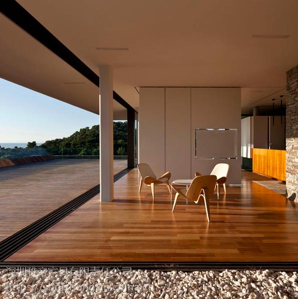 雅帝家具供应无锡市客厅微笑椅贝壳椅北欧风格家居工厂直销