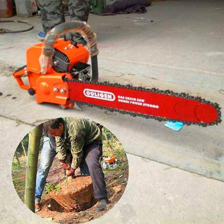 带土球挖树机价格 新款便捷式挖树机 富民牌