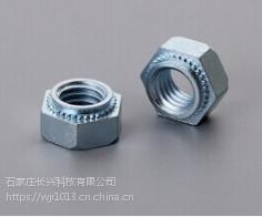 现货供应镀锌六角螺母 碳钢 江苏浙江上海六角螺母 碳钢m3