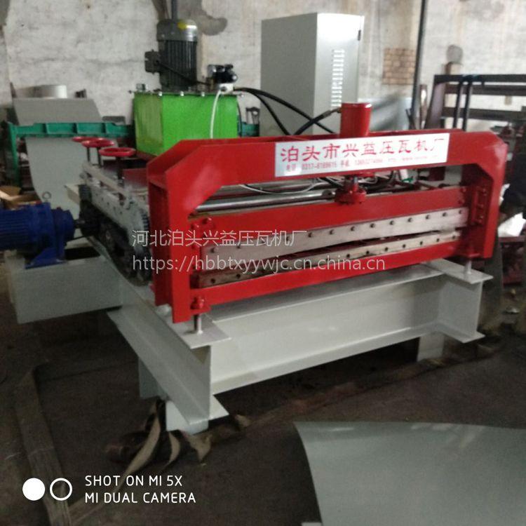 河北沧州兴益供应校平机全自动剪切效率高