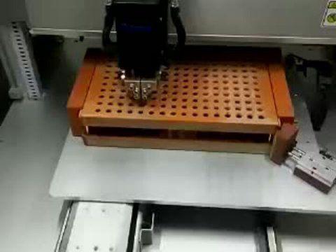 太阳能路灯锂电池电芯点焊设备