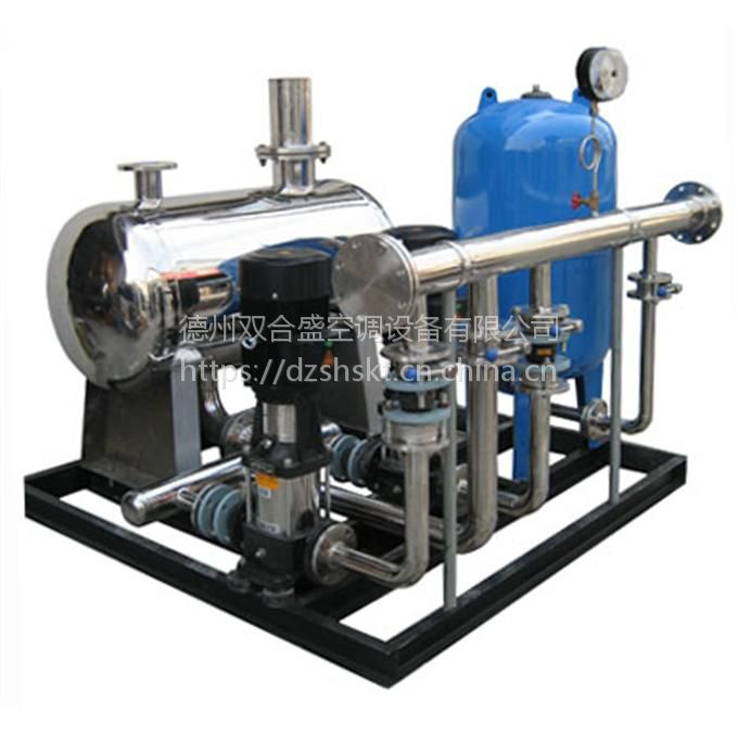 内蒙哪家无负压供水设备厂家比较好|罐式叠压成套供水设备加工价格