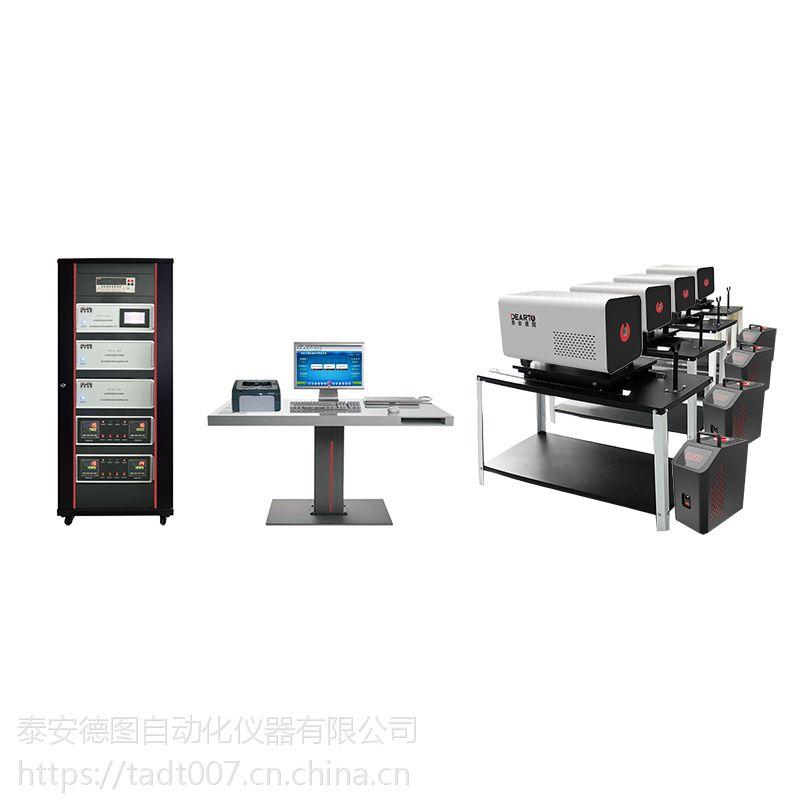 智能化群炉热工仪表检定系统