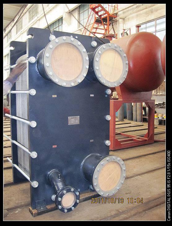 本溪智能换热机组厂家 优惠价格 亿达YDJZ3000型号 采用换热站专用机组