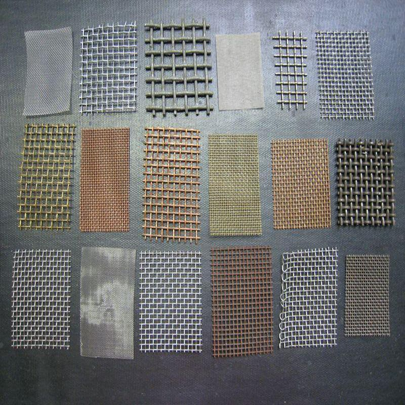 方孔编织网苏州生产厂家