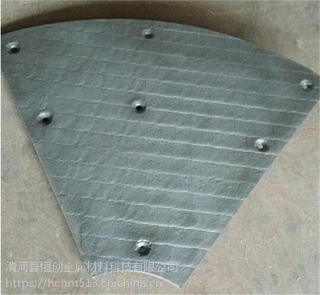 广东14+6高铬堆焊耐磨板 双金属复合耐磨板厂家