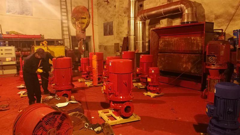 AB签1对1认证XBD消防泵,消火栓泵供应,晋城丹博分公司