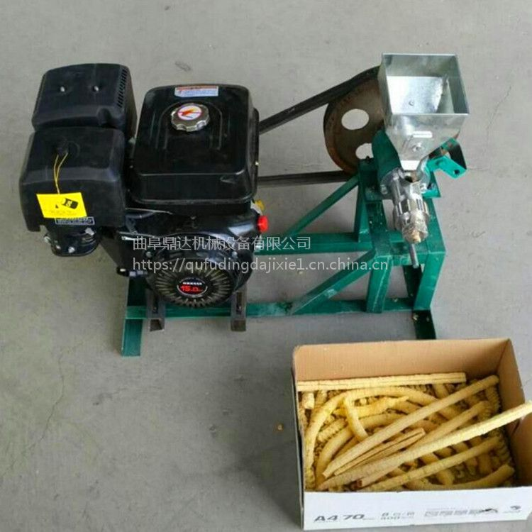 五谷杂粮膨化机哪里有卖 五谷杂粮小型玉米膨化机报价
