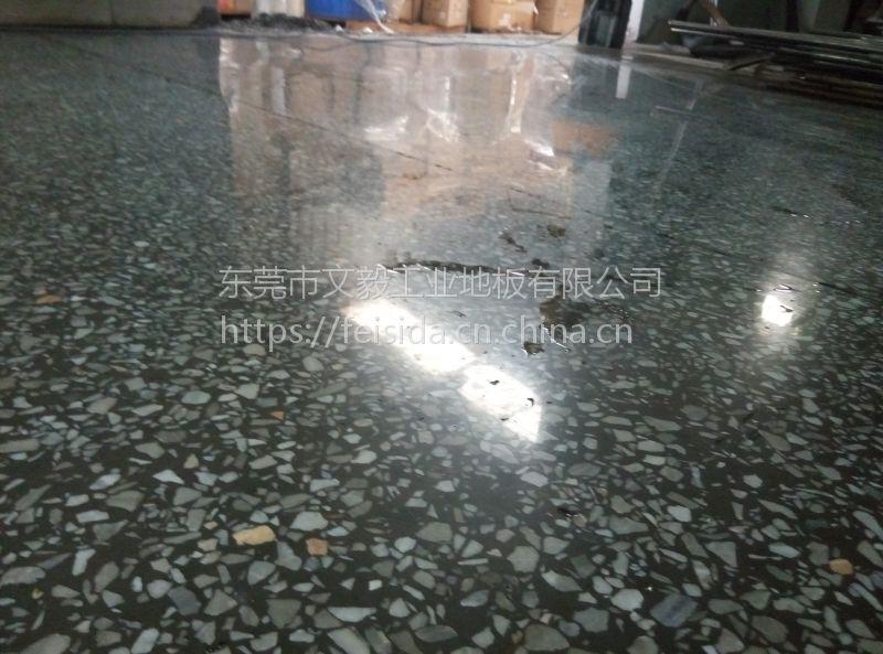 深圳布吉,龙华旧水磨石翻新,水泥地抛光固化,金刚砂耐磨地坪
