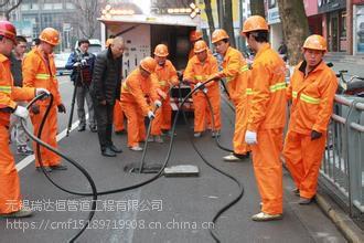 海安县雨污管网疏通 全程机械化操作 环保无污染13775609868