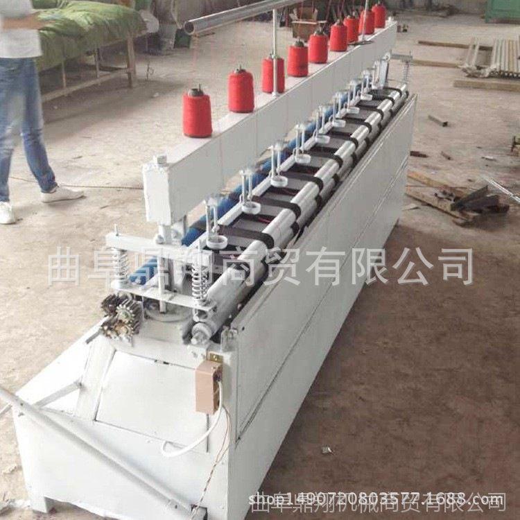 2米宽的引被机 做被机厂家 电动引被机设备 多功能优质套被机