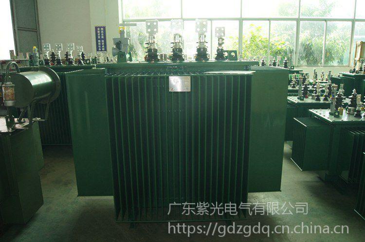 东莞石排承装SCB10变压器安装工程紫光电气厂家直销一条龙