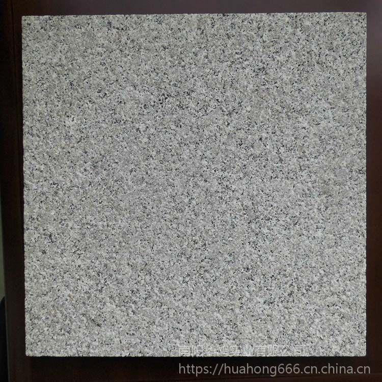 批发石材 河南虾红 喷砂面板材 广场地铺干挂专用石材 褐红色花岗岩