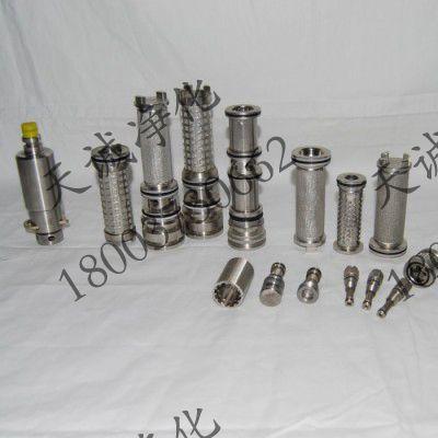 不锈钢烧结回液滤芯 S375乳化液泵 S95.110(国产)