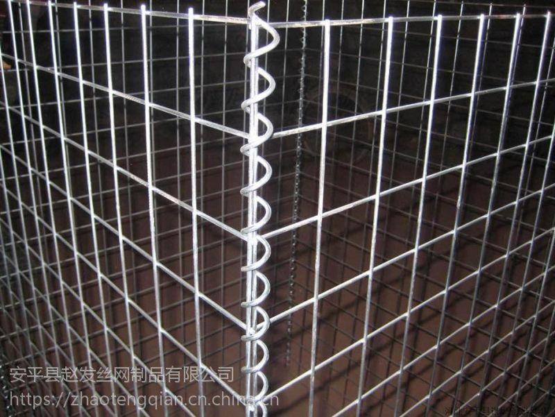 菱形网厂家 格宾网 宾格网 固土结构 河道防护网