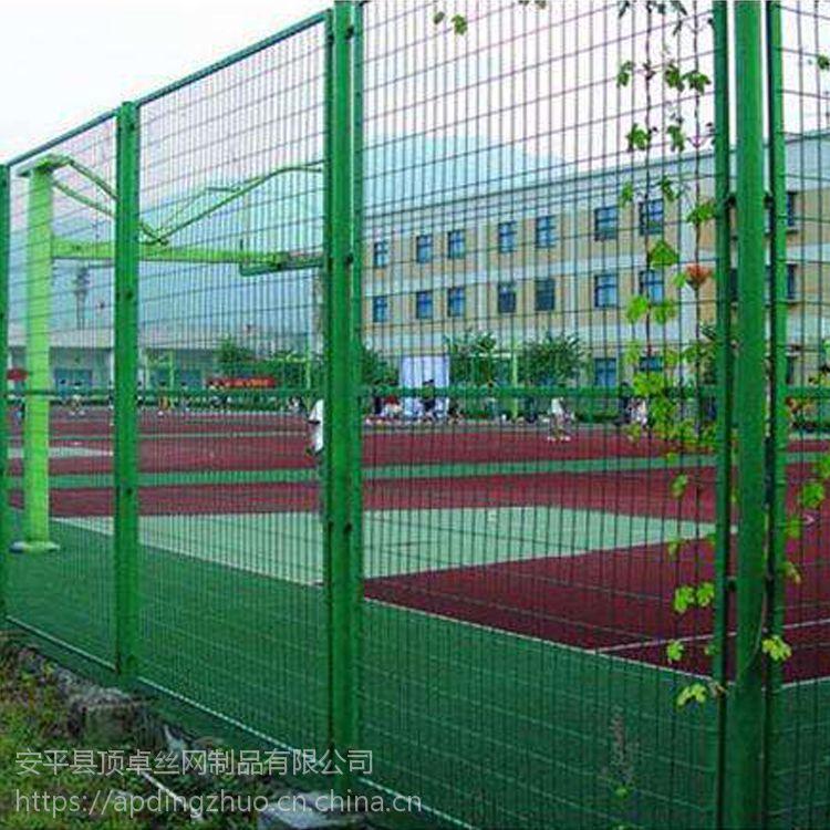 高速公路护栏网价格 绿色铁丝网围栏 铁路安全防护网厂家