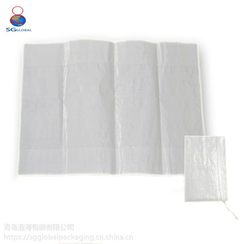 青岛蛇皮袋厂家 多色彩印覆膜肥料袋 可用于化工包装