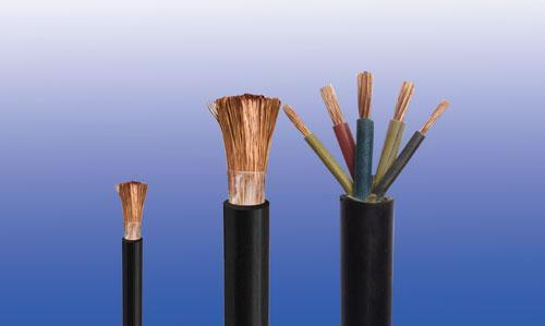 矿用橡套软电缆 MYP屏蔽电缆什么规格好