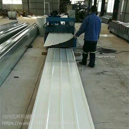 供应 河南地区0.5厚 840型彩钢穿孔吸音板