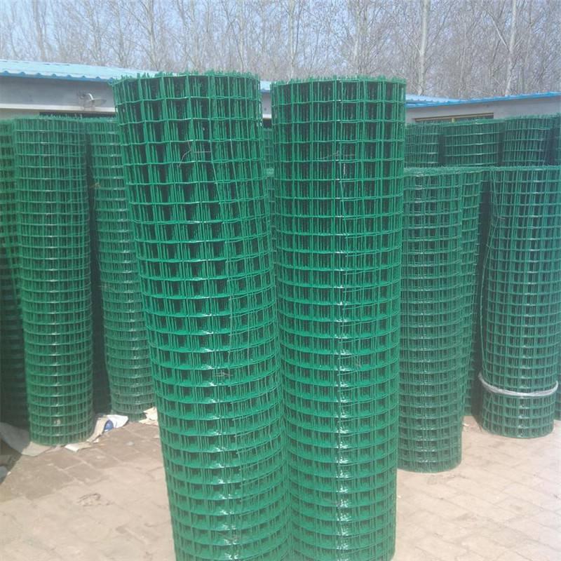农场铁丝网 浸塑铁丝围网 荷兰网大量现货