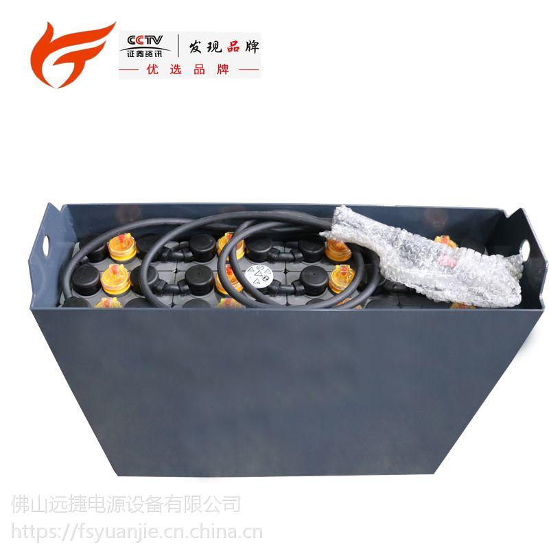 蓄电池组 叉车蓄电池搬易通叉车电池3VBS210-24V佛山远捷厂家直销