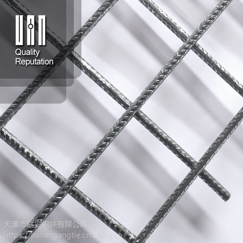 天津厂家直供D8螺纹钢筋网 不规格钢筋网