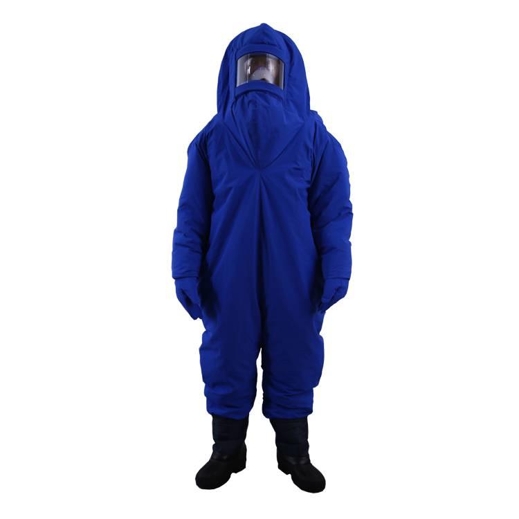 济南品正-150°---260度超低温防护服 耐低温 防液氮 LNG防护服 防冻服