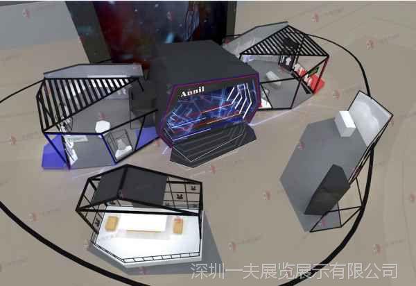 深圳展厅制作公司