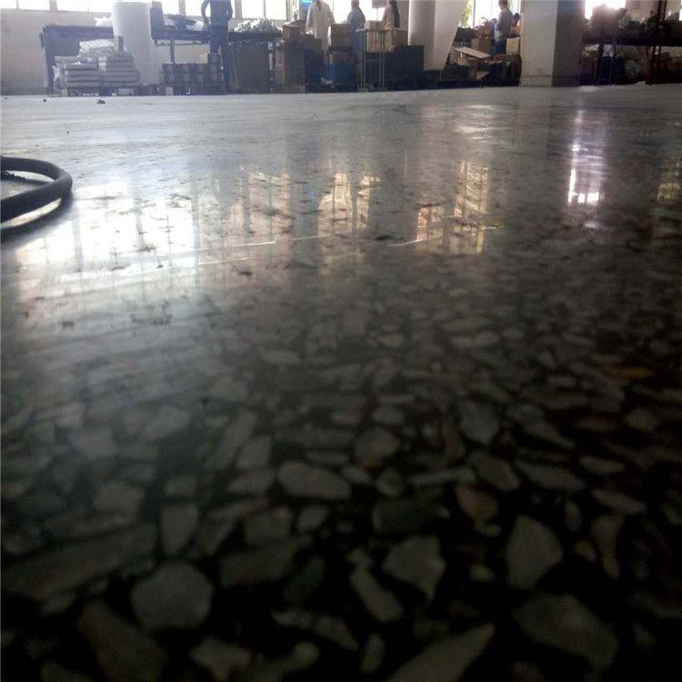 承接惠州厂房水磨石翻新-旧水磨石清洁抛光