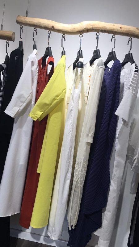 设计谷18春新款品牌女装 精品时尚女装批发 欧洲站女装