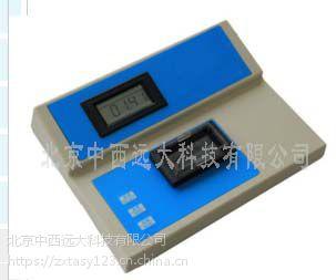 中西啤酒浊度二用仪/啤酒浊度测试仪/检测仪 库号:M19665