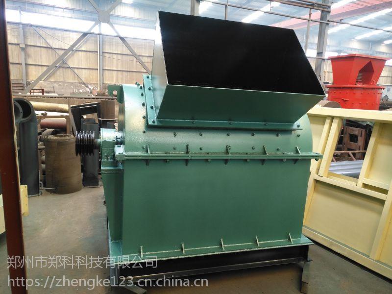 陕西西安郑科900木材粉碎机结构简单易操作