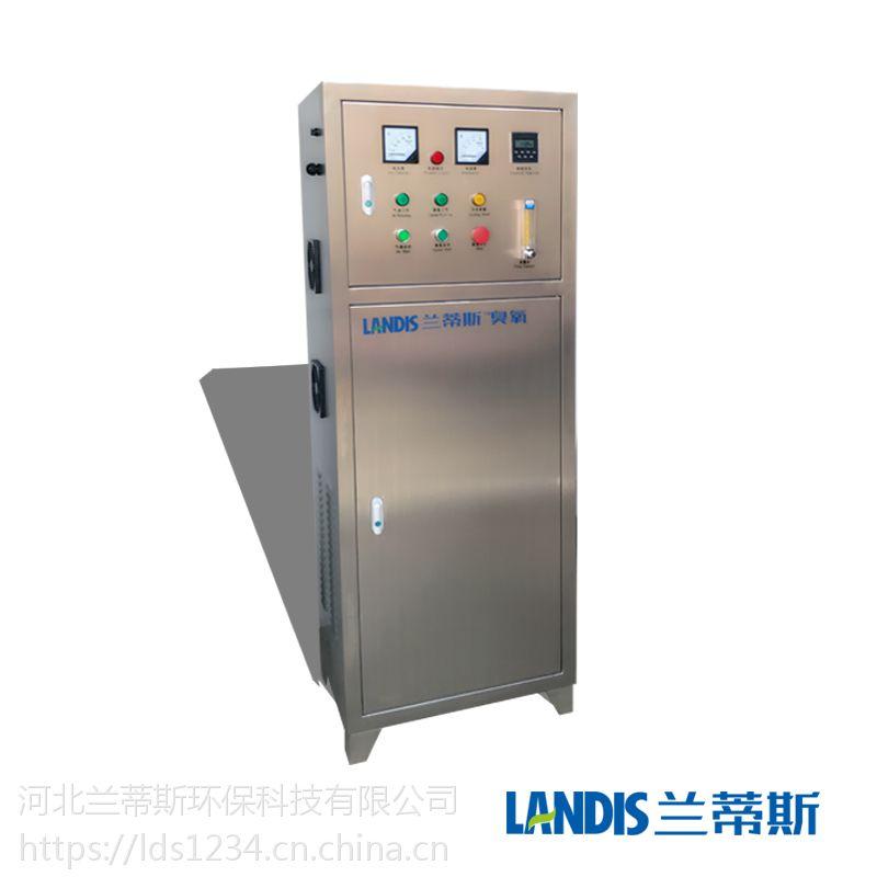 兰蒂斯生活水处理设备 水池杀菌净化臭氧发生器