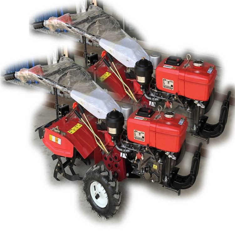 松土微耕机型号 没有耕道设计的松土微耕机规格 润丰