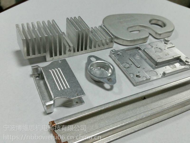 铝合金件内孔缝隙夹角抛光清洗去毛刺机