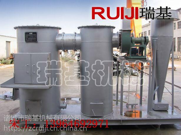 瑞基机械FSL-3农村生活垃圾焚烧炉