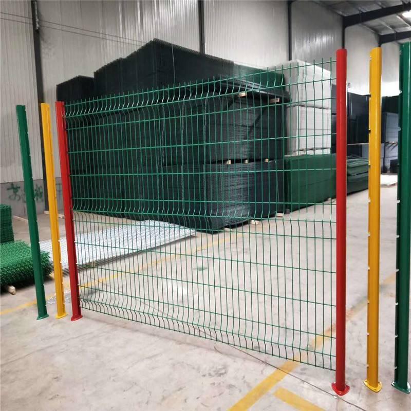 围墙护栏网 飞机场围栏网安装 工地围栏网多高