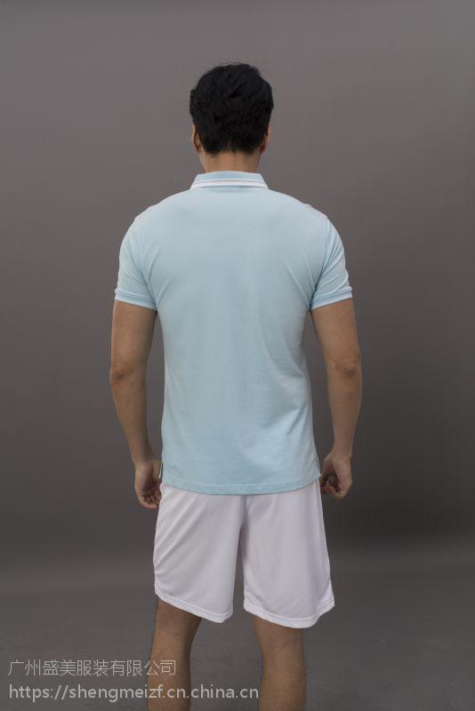 番禺区POLO衫定制,石楼翻领T恤定做,印字POLO衫订制,现货供应