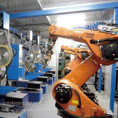 余姚市二手库卡打磨机器人KR210