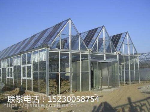 PC阳光板智能温室 智能温室建设 河北其实科技公司