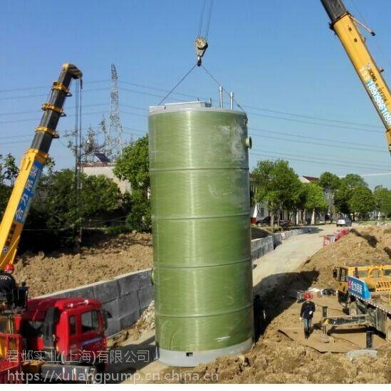 一体化预制泵,PPS预支泵站