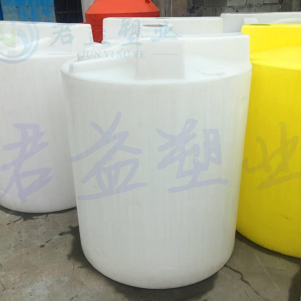 进口PE原料生产聚乙烯1吨溶药桶