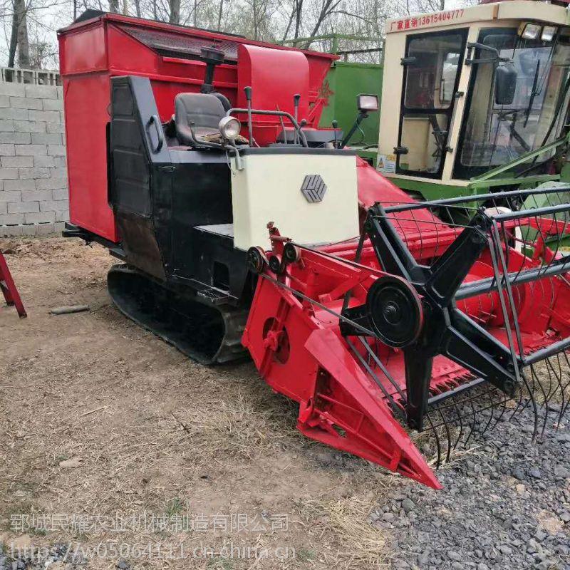改装履带式牧草收割机 秸秆粉碎收集机 大型铡草机
