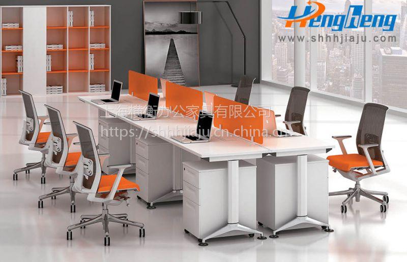 上海横衡开放式板式办公桌-G26