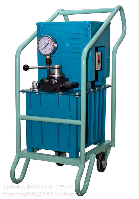 安能钻掘手持式液压劈裂机,500t劈裂力,100-450*